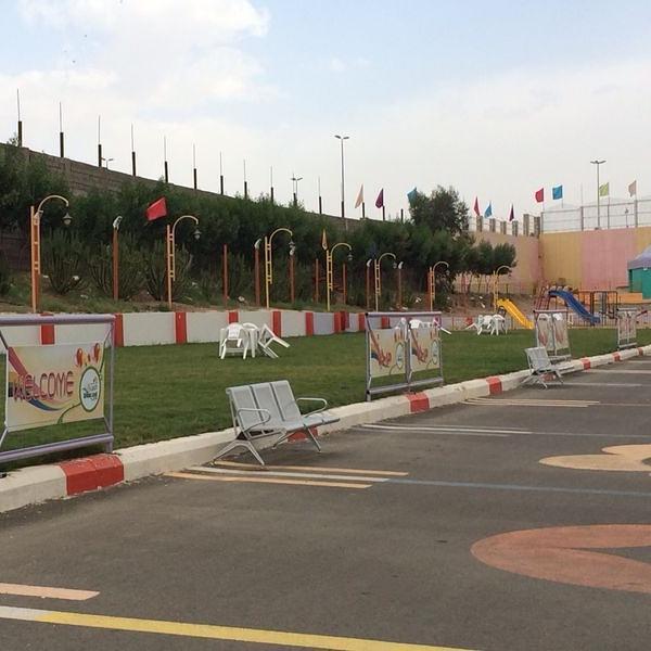 منتزه الرونه Al-Raunah park