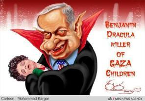Bildergebnis für netanjahu the killer