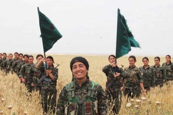 "The Power Of One. on Twitter: ""#YPJ (Women's Protection ..."