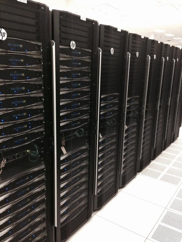 Nutanix in datacenter