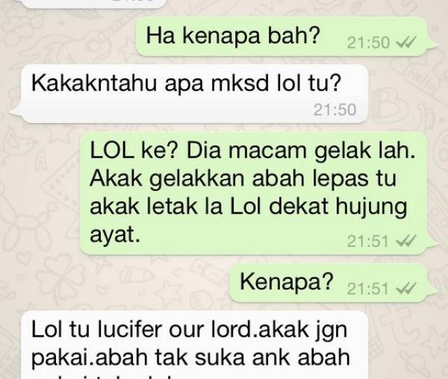 Awien Syahirah On Kakak Akak Tahu Apa Maksud Lol I Cannotttt Whatfacebookdidtomydad  F F   F F   F F   F F   F F   F F   F F   F F