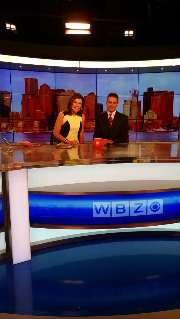 Kerry Connolly Wbz Married Who