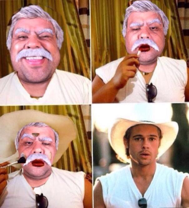 Don Cheto Sin Maquillaje