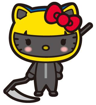 Durarara!! x Hello Kitty