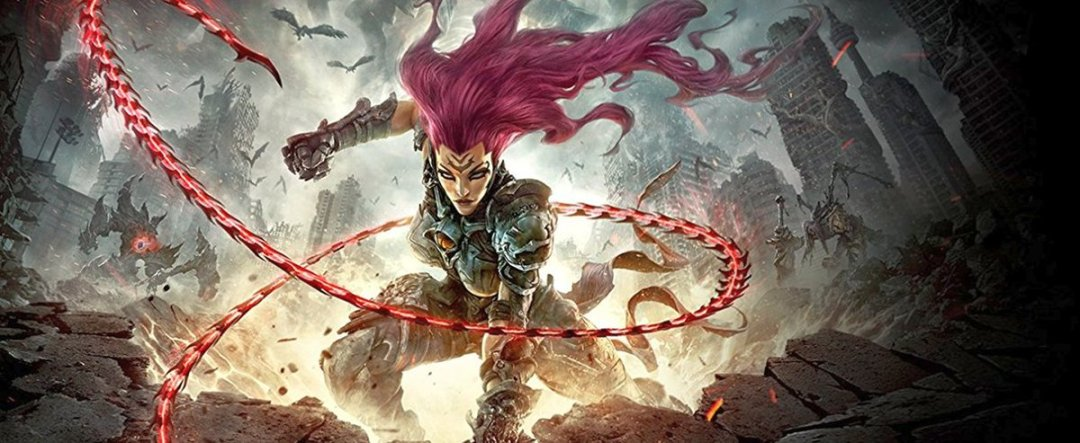 Darksiders III Details And Screenshots Leaked