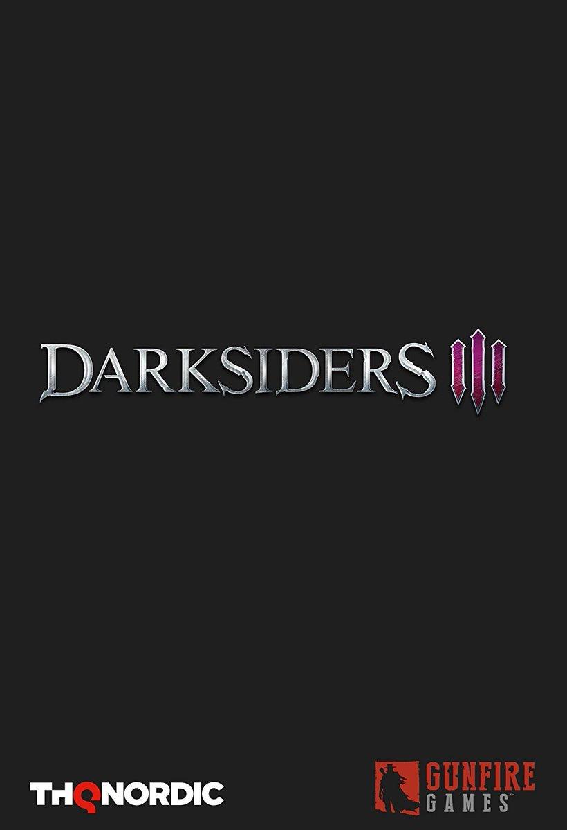 Darksiders III boxart