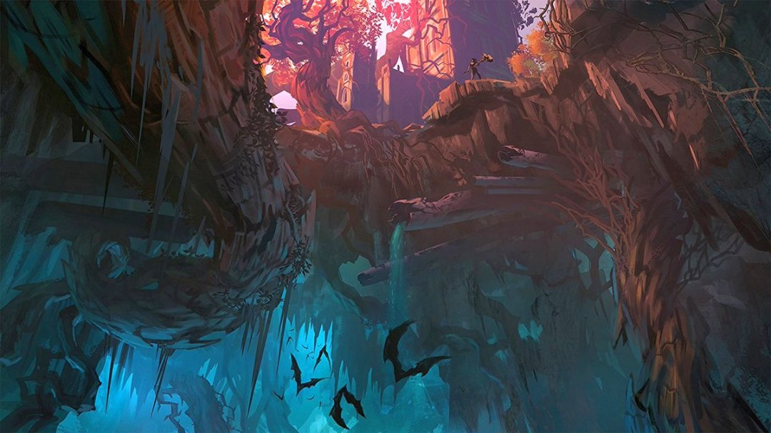 Darksiders III artwork