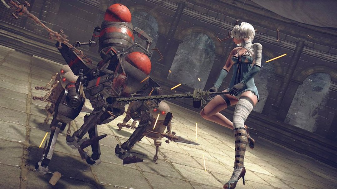 NieR: Automata – 3C3C1D119440927 DLC Launch Trailer