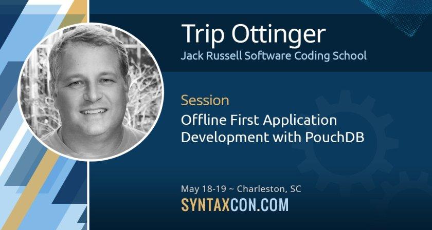 Offline First Application Development w/ #PouchDB via @TripOtt of @jackhq:  #reactjs #couchdb