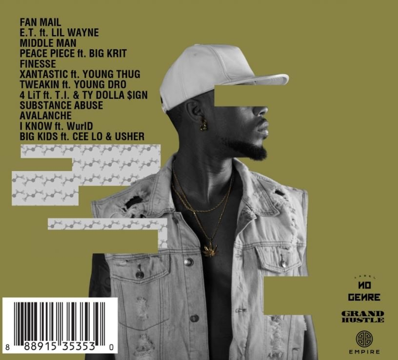 B.o.B - Ether Tracklist And Album Art (Album Stream) 4