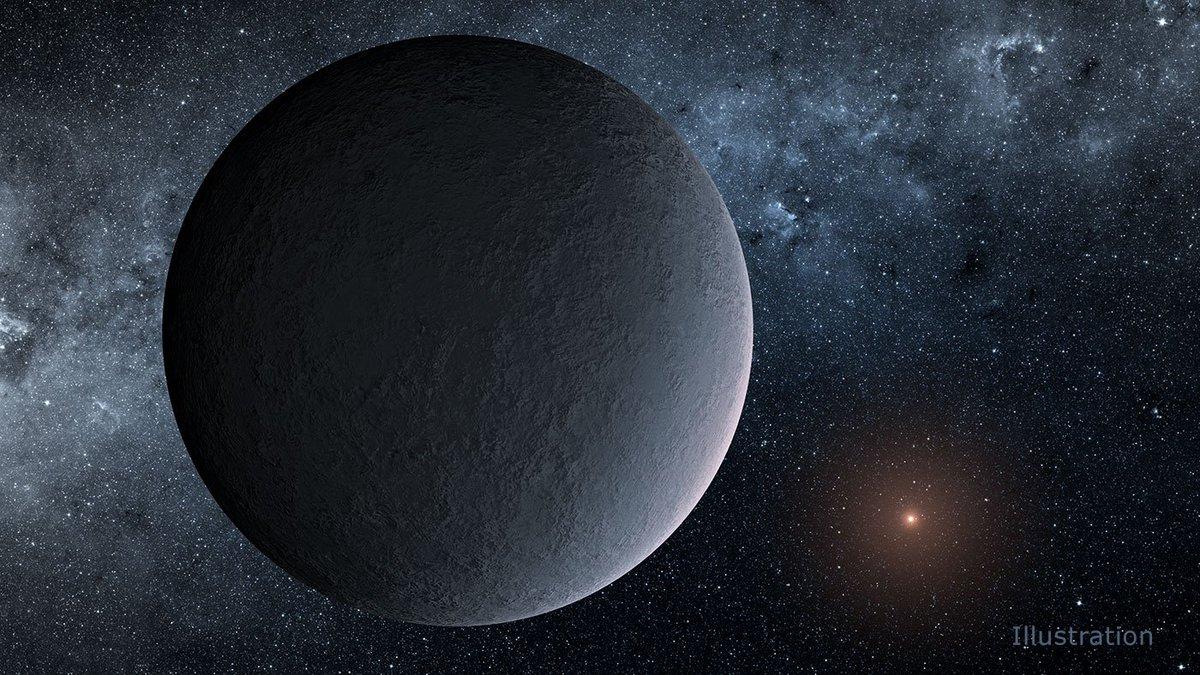 Iceball Il Nuovo Pianeta Scoperto Dalla Nasa Simile A Gaia