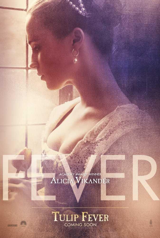 Tulip Fever Trailer Featuring Alicia Vikander 6