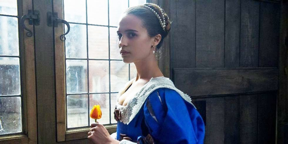 Tulip Fever Trailer Featuring Alicia Vikander 4