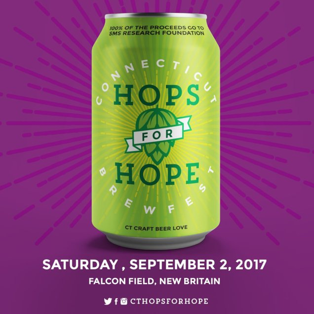Image result for hops for hope 2017 New Britain, CT