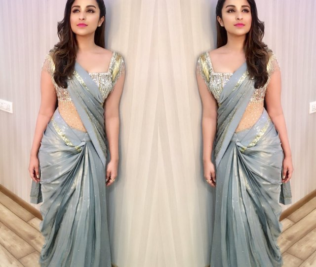 There Aint Nobody Like A Desi Girl The Same Sari A Different Pc