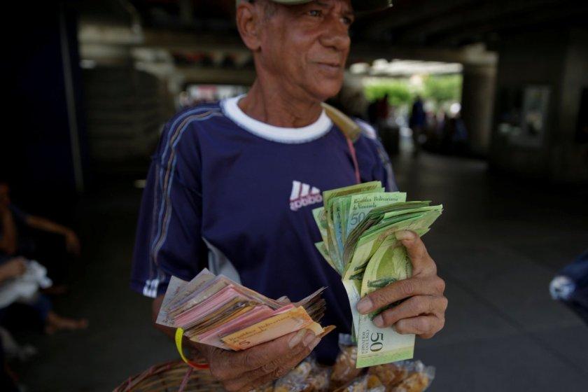 $BTC Yahoo! News: Venezuelans Turning To Bitcoin Amid Crisis