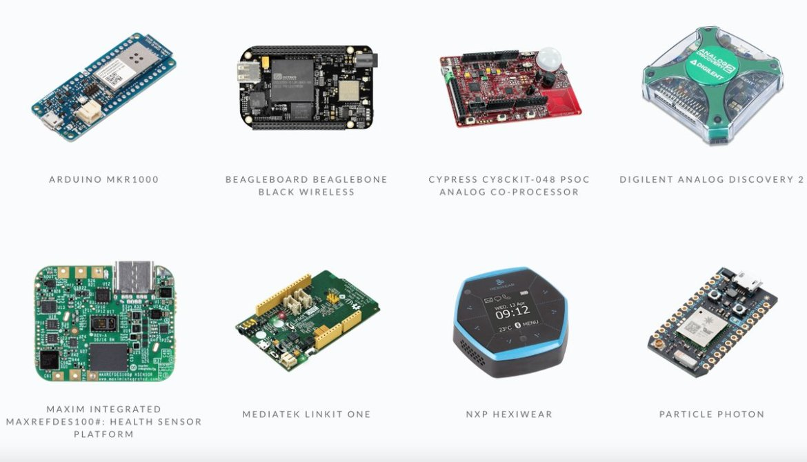 Vote for your favorite IoT boards of 2016!  #MakerMadness