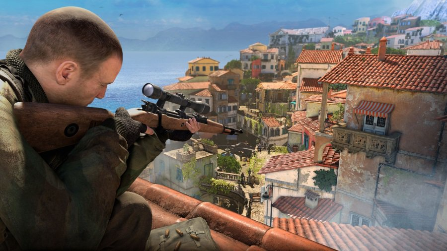 Sniper Elite 4 – Karl Fairburne Trailer