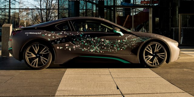 IBM and BMW Are Using the Watson #AI to Give Smart Cars More Personality