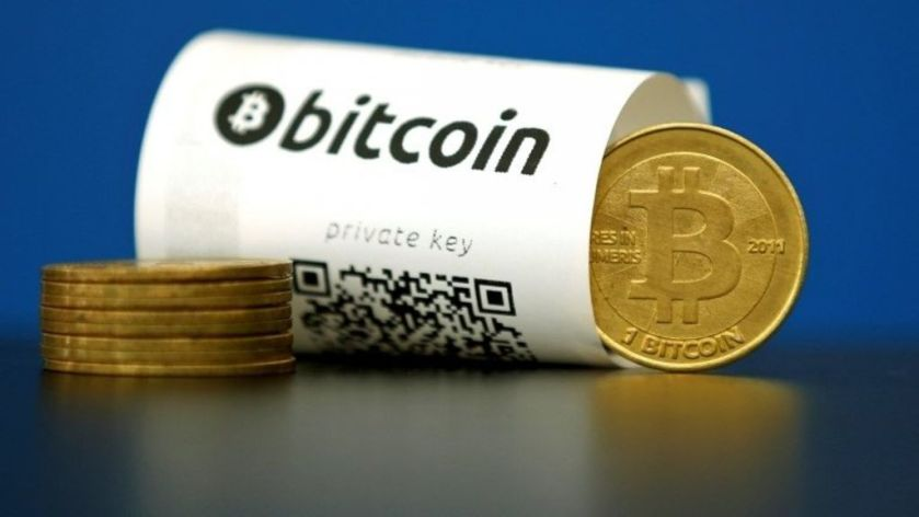 #bitcoin enjoys end of year price surge - BBC News