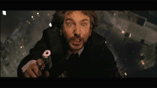 Image result for hans gruber fall