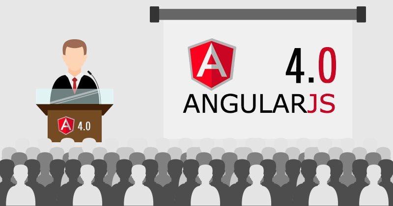 #Angular 4.0 Release Dates Announced  cc @CsharpCorner @mcbeniwal #AngularJS #Angular4