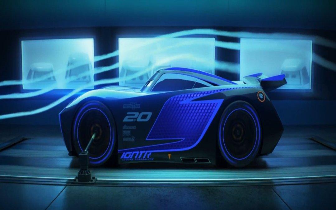 Cars 3 Trailer Featuring Lightning McQueen