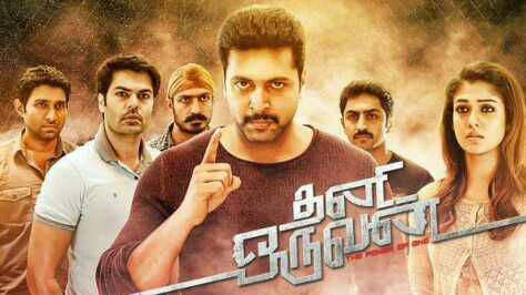 hindi dubbed movies of jayam ravi - double attack 2