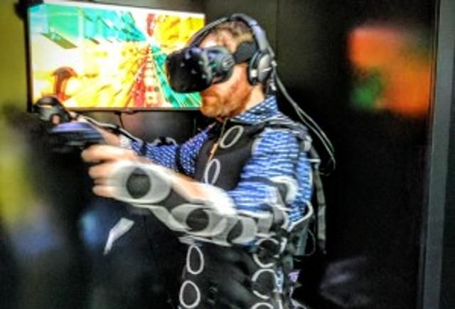 Get Ready For Multisensory Virtual Reality That Goes Far Beyond Sight And Sound  #vr