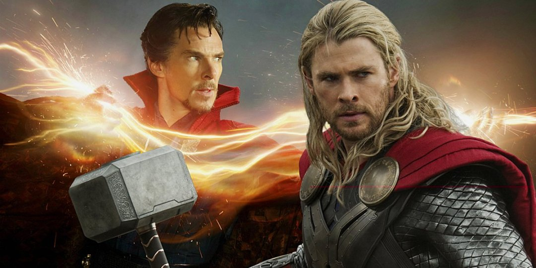 Doctor Strange Confirmed To Appear In Thor: Ragnarok