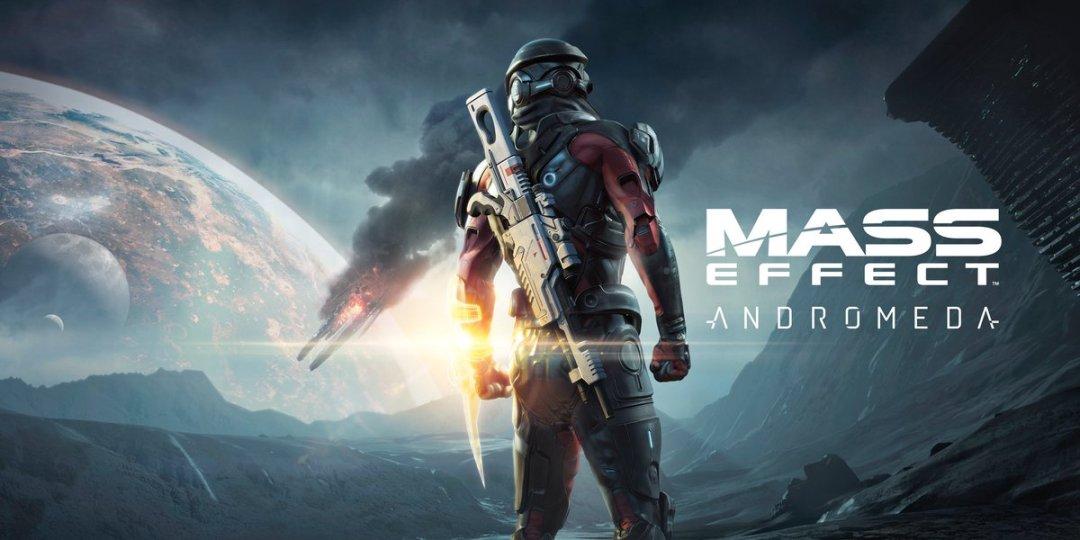Mass Effect: Andromeda Gameplay Trailer Revealed
