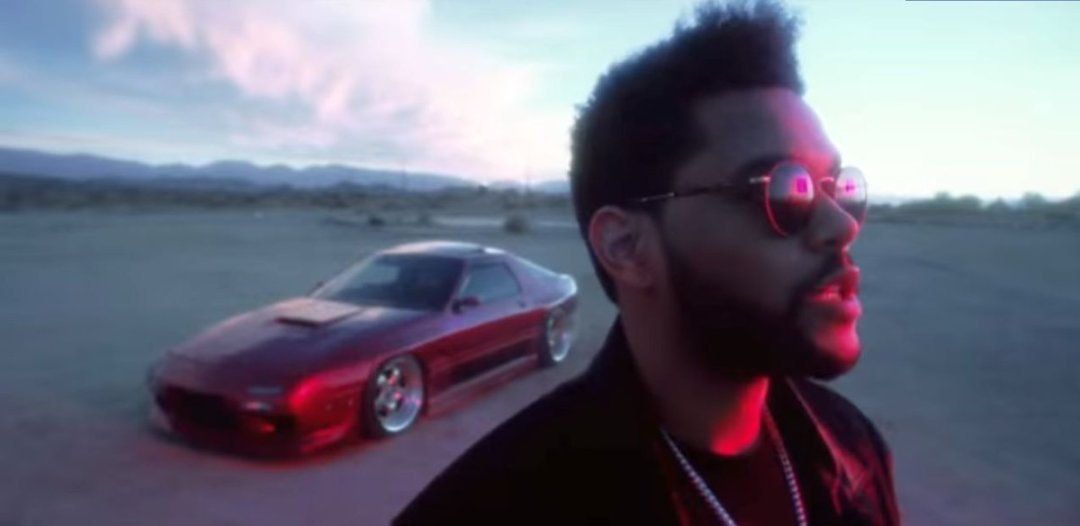 The Weeknd – Party Monster Music Video