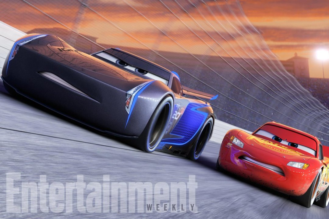 Two New Cars 3 Characters Revealed