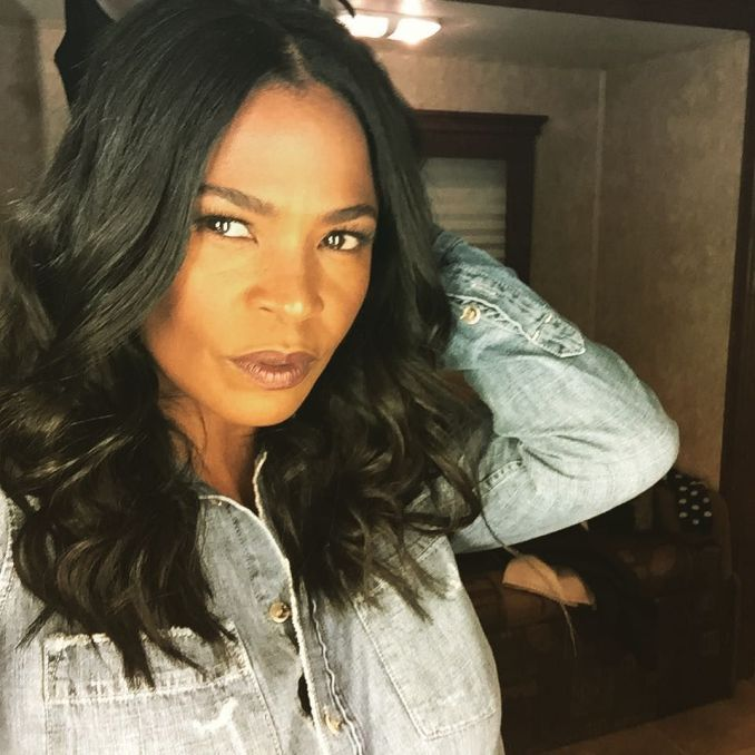Image Result For Nia Long Hairstyles