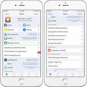 Jailbreak iOS 10.1.1  #iOSdev #webdev #gamedev #indiedev #devops #infosec #cybersecurity #IoT