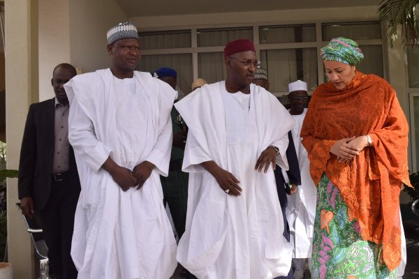 """Environment Ministry on Twitter: """"Yobe State: Environment ..."""