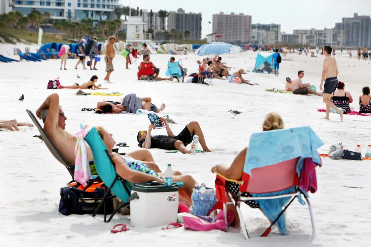 Pinellas County tourism surged in 2016 despite challenges of Zika, Pulse shooting and more