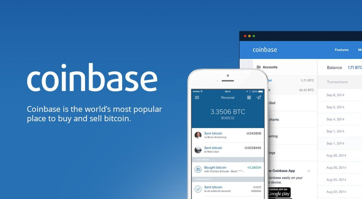 Coinbase - Buy and Sell #bitcoin #fintech #blockchain #gamedev #IoT #btc
