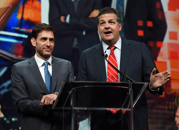 JUST IN | ESPN is splitting up Mike & Mike, reports say. @MikeAndMike