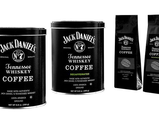 Jack Daniel's launches whiskey-flavored coffee: