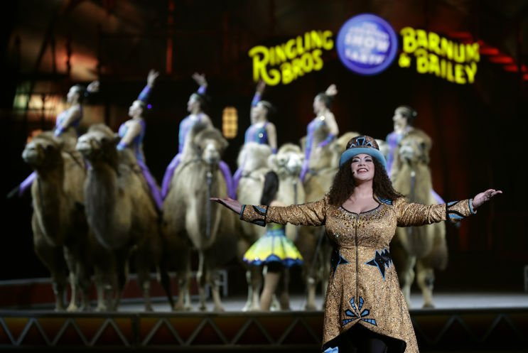 Ringling Bros. circus to close in May after 146 years