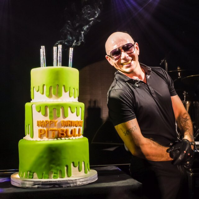 Pitbull On Twitter Thank You Everyone For The Birthday Wishes But Most Of All To My Family
