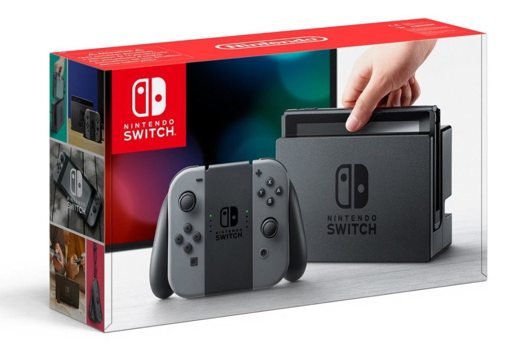 Nintendo Switch Launches In March 2017