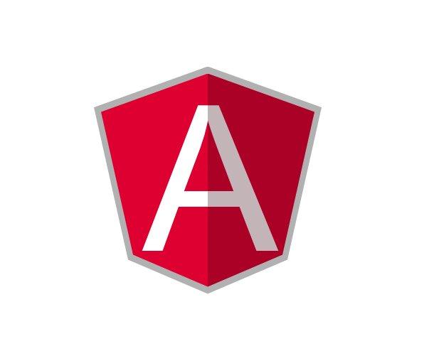 @CodePen @angularjs Angular logo with css
