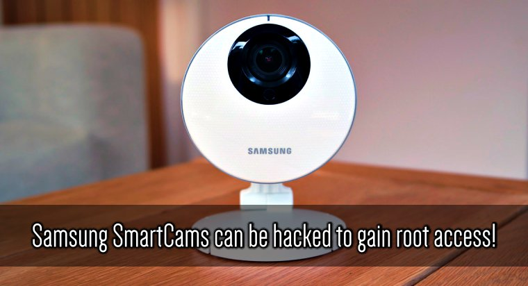 #Botnet of things: #Samsung SmartCams vulnerable to hackers |  #Security #IoT #DDoS