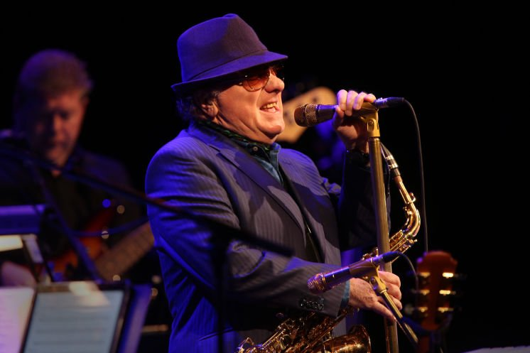 Review: Shhhhh, and get in your seat; Van Morrison is on stage