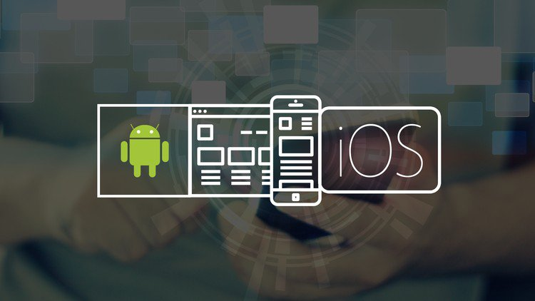 Build React Native Apps for Android and iOS ☞