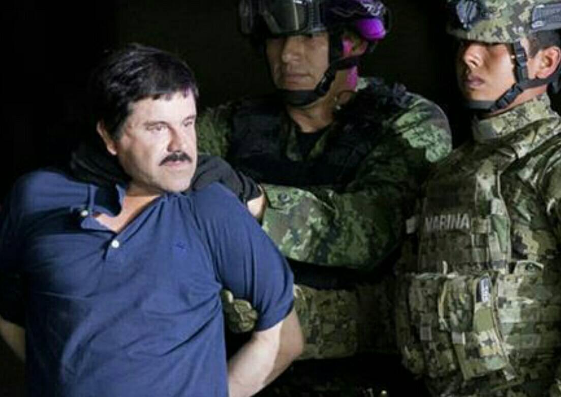 Mexico says drug lord 'El Chapo' Guzaman extradited to US