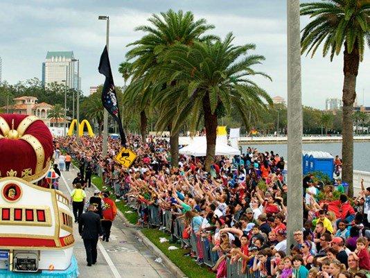 HEY PIRATES: Children's Gasparilla Parade traffic and parking