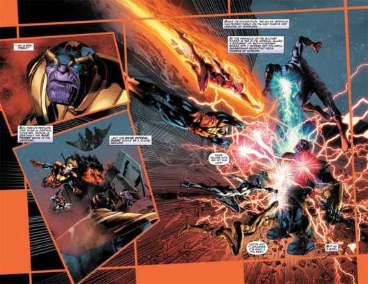 Resultado de imagem para Thanos Mike Deodato